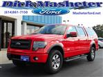 2013 F-150 SuperCrew Cab 4x4,  Pickup #23109B - photo 1