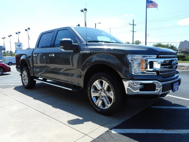 2018 F-150 SuperCrew Cab 4x4,  Pickup #23142 - photo 2