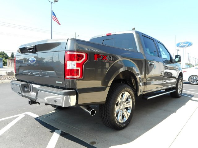 2018 F-150 SuperCrew Cab 4x4,  Pickup #23142 - photo 5