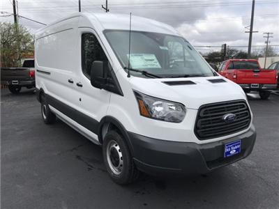 2018 Transit 250 Med Roof 4x2,  Empty Cargo Van #23167 - photo 5