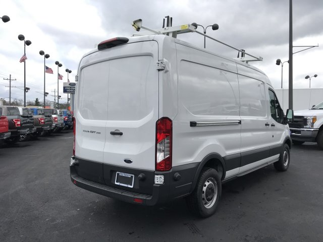 2018 Transit 250 Med Roof 4x2,  Empty Cargo Van #23174 - photo 6