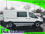 2018 Transit 250 Med Roof 4x2,  Empty Cargo Van #23181 - photo 1