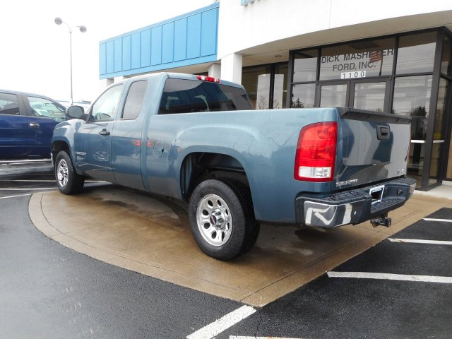 2009 Sierra 1500 Extended Cab 4x2,  Pickup #23191B - photo 2