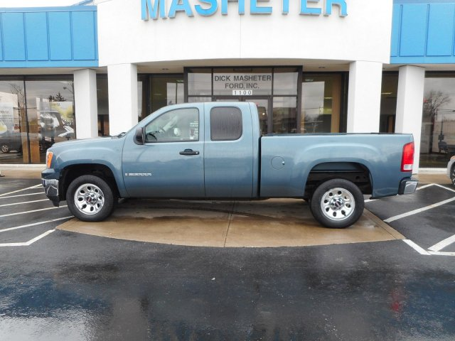 2009 Sierra 1500 Extended Cab 4x2,  Pickup #23191B - photo 11