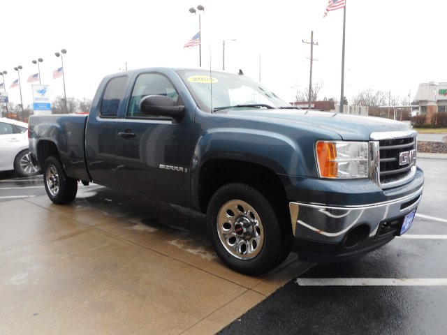 2009 Sierra 1500 Extended Cab 4x2,  Pickup #23191B - photo 5