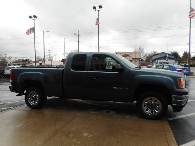 2009 Sierra 1500 Extended Cab 4x2,  Pickup #23191B - photo 6