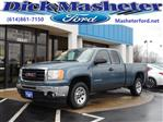 2009 Sierra 1500 Extended Cab 4x2,  Pickup #23191B - photo 1