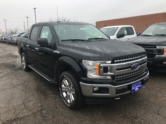 2018 F-150 SuperCrew Cab 4x4,  Pickup #23192 - photo 3