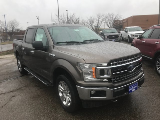 2018 F-150 SuperCrew Cab 4x4,  Pickup #23193 - photo 3