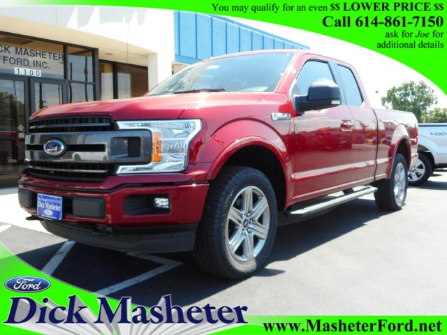 2018 F-150 Super Cab 4x4,  Pickup #23205 - photo 1