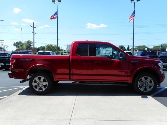 2018 F-150 Super Cab 4x4,  Pickup #23205 - photo 4