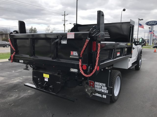 2017 F-550 Regular Cab DRW 4x4, Reading Dump Body #23228 - photo 2
