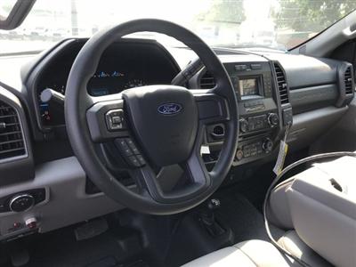 2017 F-550 Regular Cab DRW 4x4,  Reading Marauder Standard Duty Dump Body #23258 - photo 6