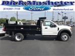 2017 F-550 Regular Cab DRW 4x4,  Reading Dump Body #23258 - photo 1