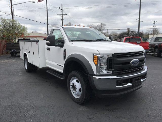 2017 F-550 Regular Cab DRW 4x4, Service Body #23259 - photo 6