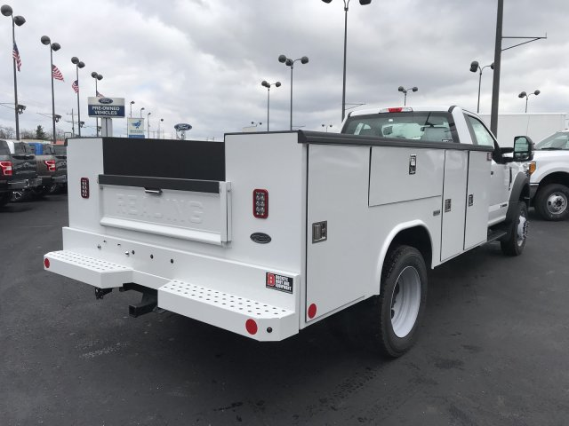 2017 F-550 Regular Cab DRW 4x4, Service Body #23259 - photo 2