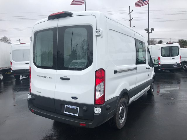 2018 Transit 150 Med Roof 4x2,  Empty Cargo Van #23294 - photo 4