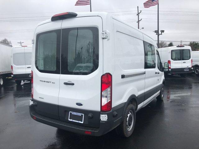 2018 Transit 150 Med Roof 4x2,  Empty Cargo Van #23294 - photo 4