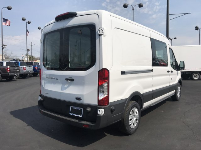 2018 Transit 150 Med Roof 4x2,  Empty Cargo Van #23334 - photo 6