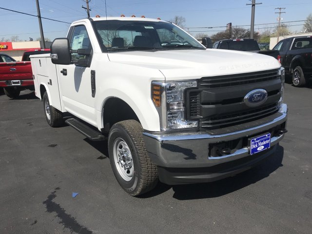 2018 F-250 Regular Cab 4x4,  Reading Service Body #23370 - photo 3