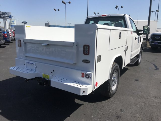 2018 F-250 Regular Cab 4x4,  Reading Service Body #23370 - photo 2