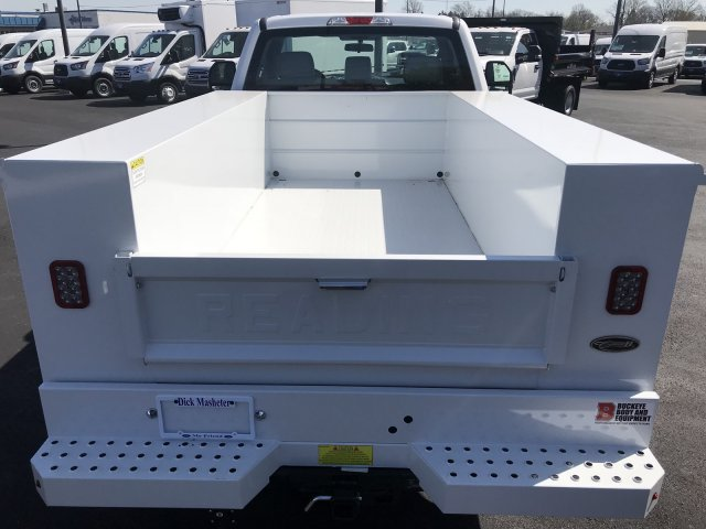 2018 F-250 Regular Cab 4x4,  Reading Service Body #23370 - photo 4