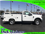 2018 F-250 Regular Cab 4x4,  Reading Service Body #23370 - photo 1