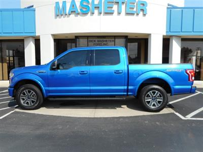 2016 F-150 SuperCrew Cab 4x4,  Pickup #23414B - photo 9
