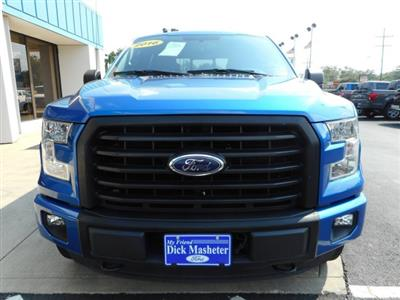 2016 F-150 SuperCrew Cab 4x4,  Pickup #23414B - photo 3