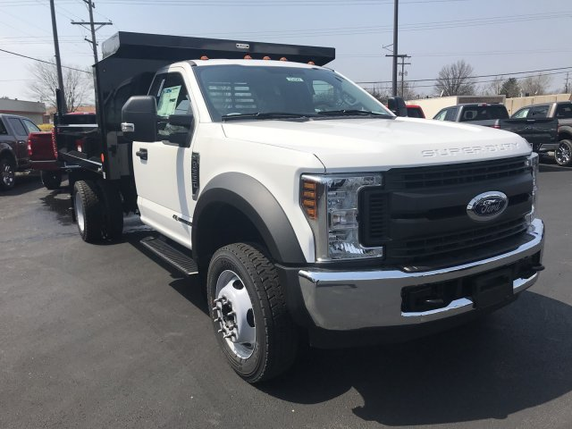 2018 F-550 Regular Cab DRW 4x2,  Reading Dump Body #23429 - photo 3
