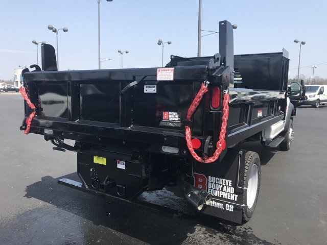 2018 F-550 Regular Cab DRW 4x2,  Reading Dump Body #23429 - photo 2