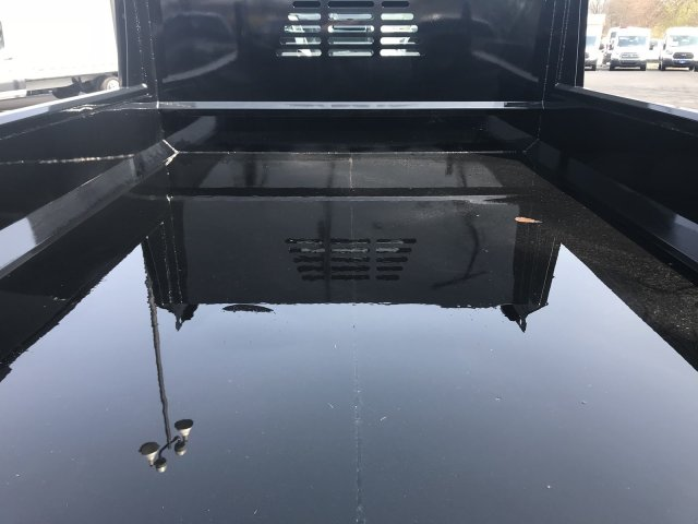 2018 F-550 Regular Cab DRW 4x2,  Reading Dump Body #23429 - photo 4
