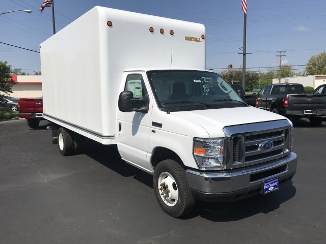 2018 E-350 4x2,  Unicell Cutaway Van #23437 - photo 3