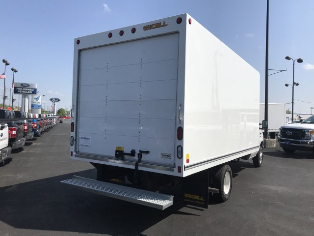 2018 E-350 4x2,  Unicell Classicube Cutaway Van #23437 - photo 4