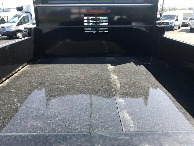 2018 F-550 Regular Cab DRW 4x4,  Air-Flo Dump Body #23438 - photo 4