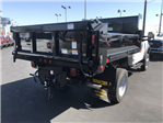2018 F-550 Regular Cab DRW 4x4,  Air-Flo Dump Body #23438 - photo 1