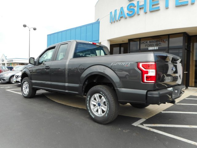 2018 F-150 Super Cab 4x4,  Pickup #23443 - photo 2