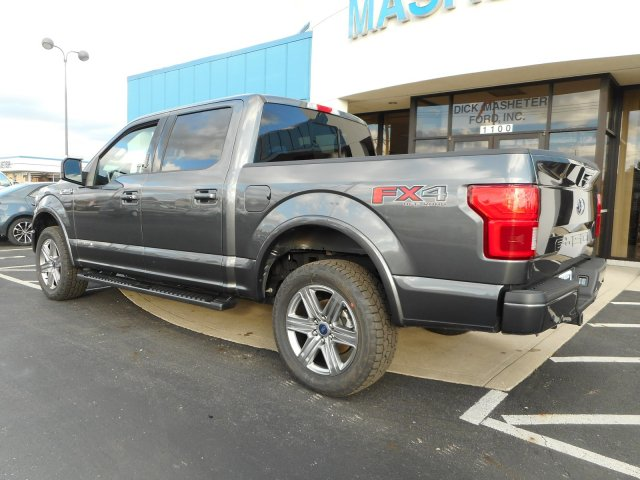 2018 F-150 SuperCrew Cab 4x4,  Pickup #23544 - photo 2