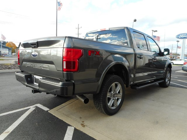 2018 F-150 SuperCrew Cab 4x4,  Pickup #23544 - photo 9