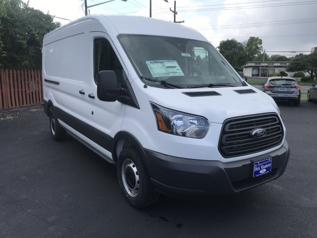 2018 Transit 250 Med Roof 4x2,  Empty Cargo Van #23549 - photo 3