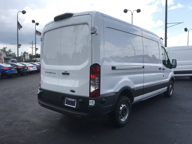 2018 Transit 250 Med Roof 4x2,  Empty Cargo Van #23549 - photo 2