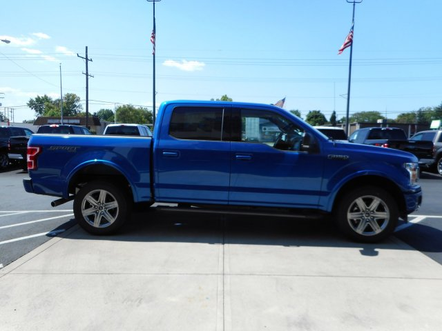2018 F-150 SuperCrew Cab 4x4,  Pickup #23556 - photo 5