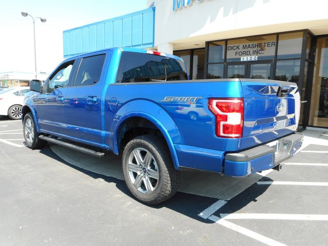 2018 F-150 SuperCrew Cab 4x4,  Pickup #23556 - photo 2