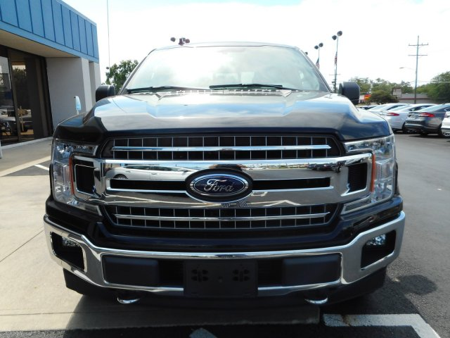 2018 F-150 SuperCrew Cab 4x4,  Pickup #23558 - photo 5
