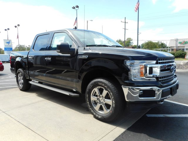 2018 F-150 SuperCrew Cab 4x4,  Pickup #23558 - photo 4