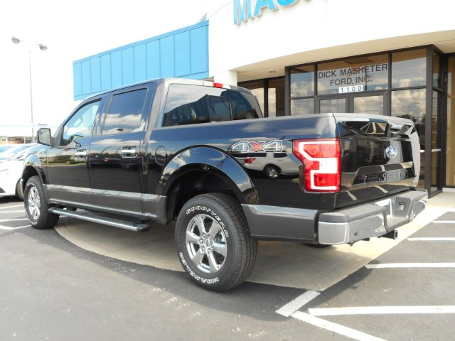 2018 F-150 SuperCrew Cab 4x4,  Pickup #23558 - photo 2