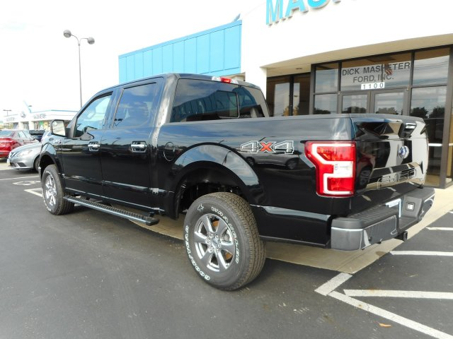 2018 F-150 SuperCrew Cab 4x4,  Pickup #23564 - photo 2