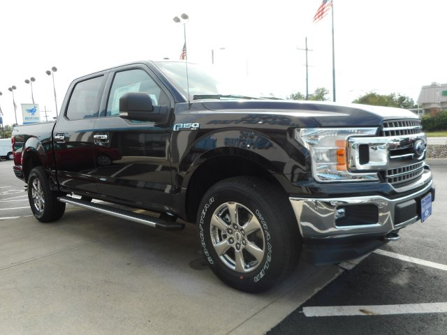 2018 F-150 SuperCrew Cab 4x4,  Pickup #23564 - photo 4