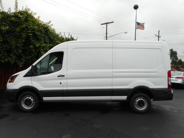 2018 Transit 250 Med Roof 4x2,  Empty Cargo Van #23575 - photo 3
