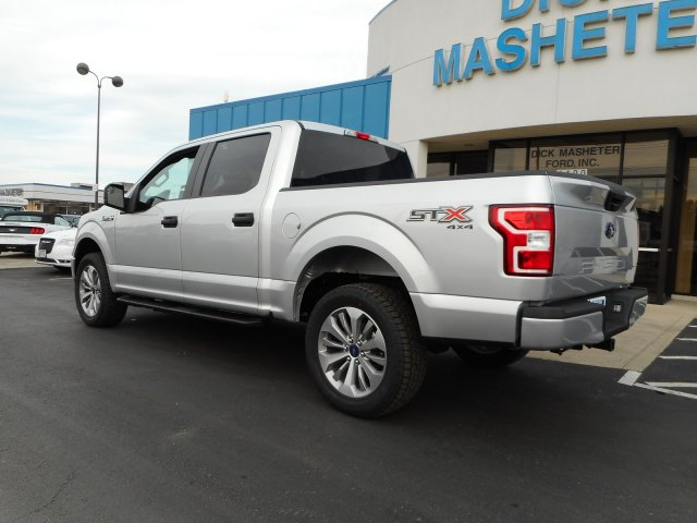 2018 F-150 SuperCrew Cab 4x4,  Pickup #23663 - photo 2